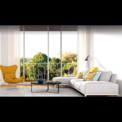 Fenêtre, portes-fenêtres Aluminium - ouvrant visible